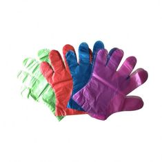 China Disposable Food Preparation Gloves , LDPE Plastic Gloves For Serving Food supplier