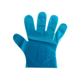 China Easy Wear Disposable Serving Gloves , Pet Caring Disposable Sanitary Gloves supplier